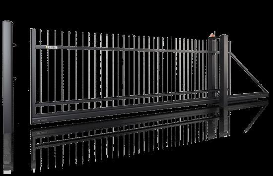 Brána vzor Vertikal