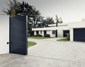 Dveře, vrata a brány - Somfy
