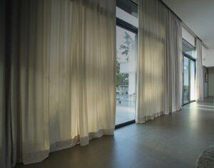 Interiérové stínění - Somfy