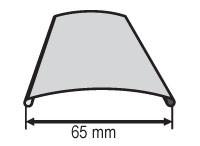 Žaluzie - profil C-65